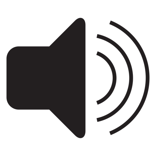 Volume Interface Flat Icon