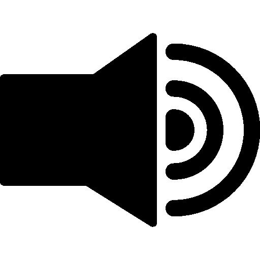 Volume Up Symbol Icons Free Download