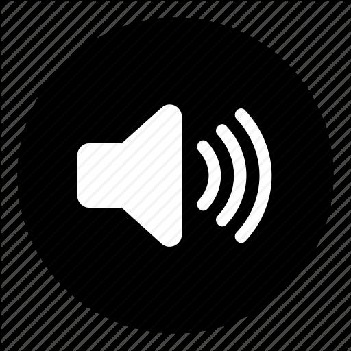 Increase Volume, Louder, Media Button, Up, Volume, Volume Up
