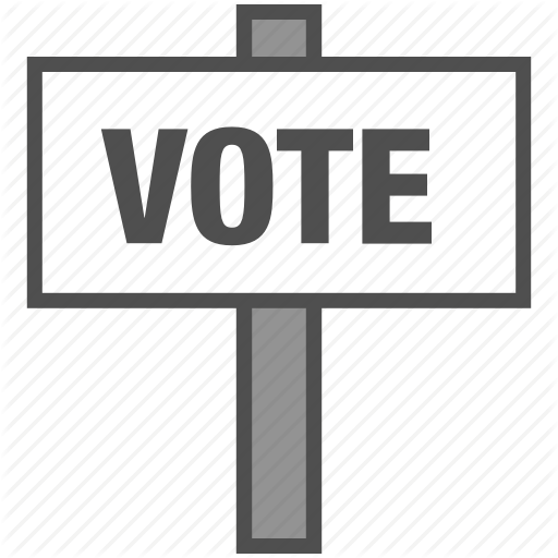 Vote Sign Transparent Png Clipart Free Download