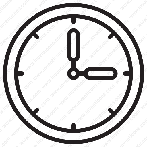 Download Time,time Icon Inventicons