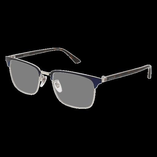 Gucci Eyeglass Blue