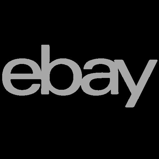 Ebay Grey Logo