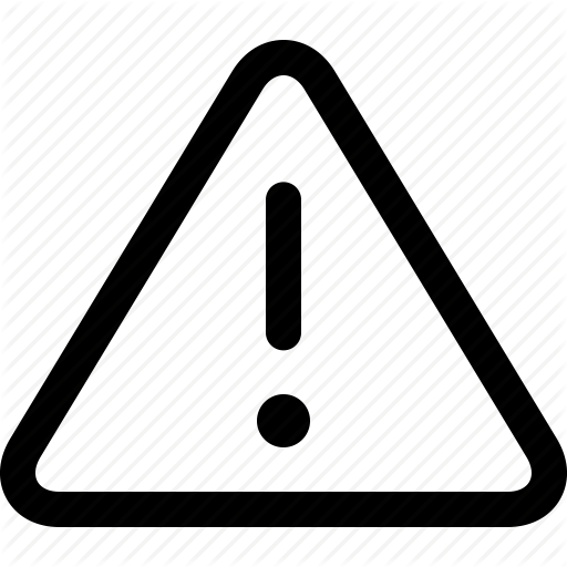 Warning Icon Png