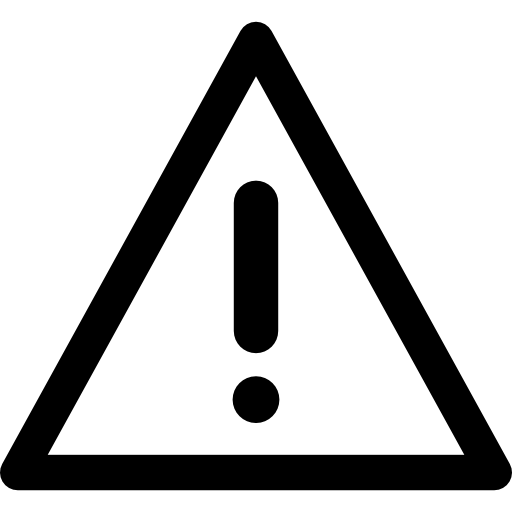 Caution Sign Icons Free Download