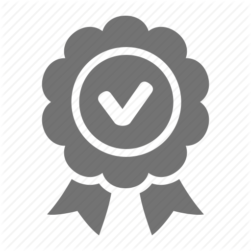 Approval, Check, Label, Quality, Ribbon, Seal, Warranty Icon