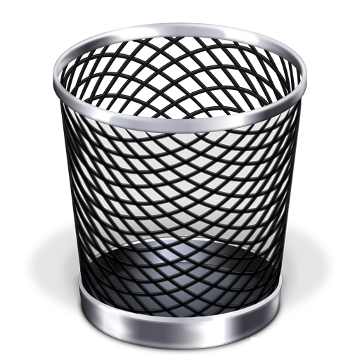 Waste Basket Icon