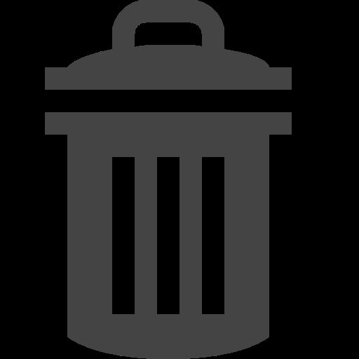Trash Icon Free Of Vaadns