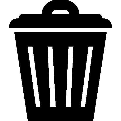 Household Waste Icon Windows Iconset