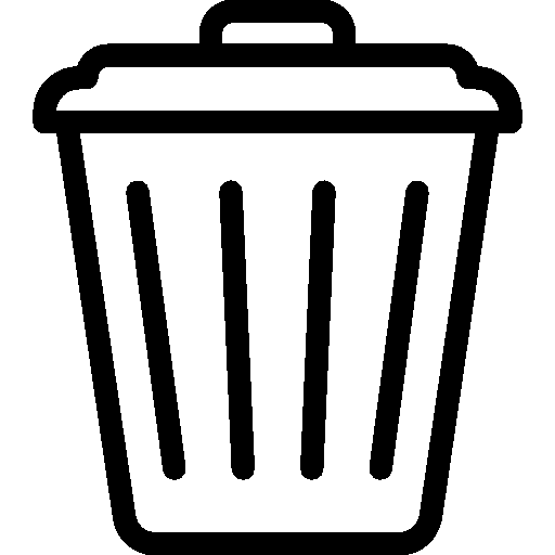 Household Waste Icon Ios Iconset