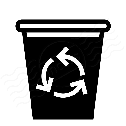 Iconexperience I Collection Garbage Full Icon