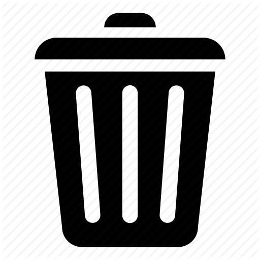 Dump, Garbage, Refuse, Remains, Restaurant, Trash, Waste Icon