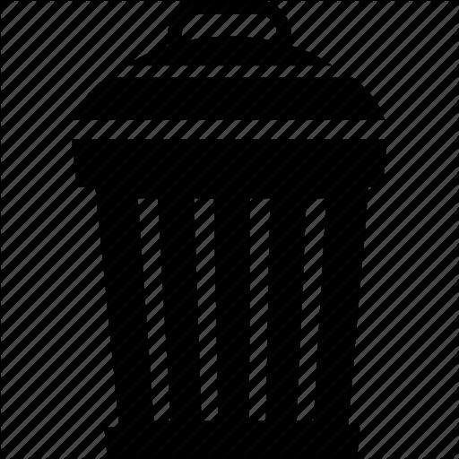Dustbin, Garbage Pail, Litter Basket, Trash Barrel, Trash Bin