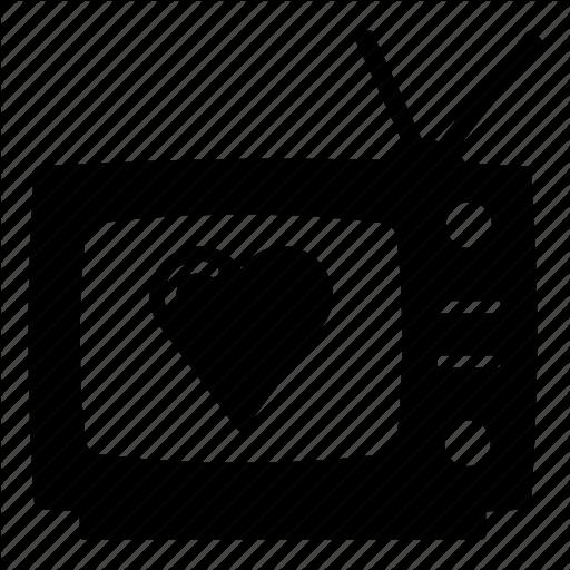 Tv Shows Clipart Icon