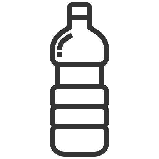 Beverage, Bottled, Water, Bottle Icon