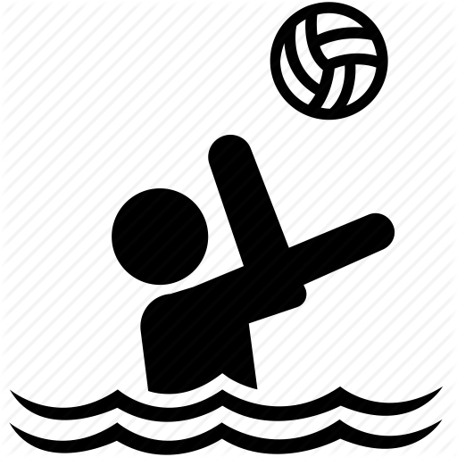 Olympics, Polo, Spike, Sport, Water, Water Polo Icon