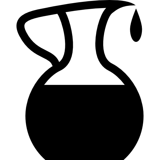 Water Inside The Pitcher Icons Free Download