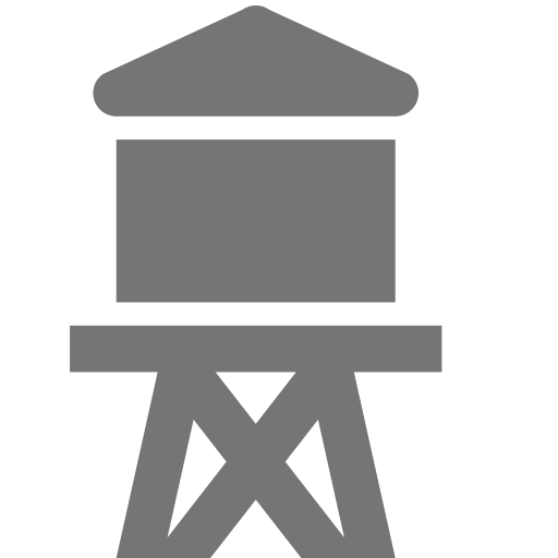 Water, Tower Icon Free Of Nova Solid Icons