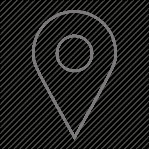 Location, Location Marker, Marker, Point, Waypoint Icon