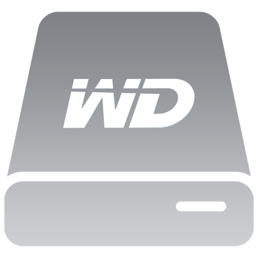 Hdd Wd Pngicoicns Free Icon Download