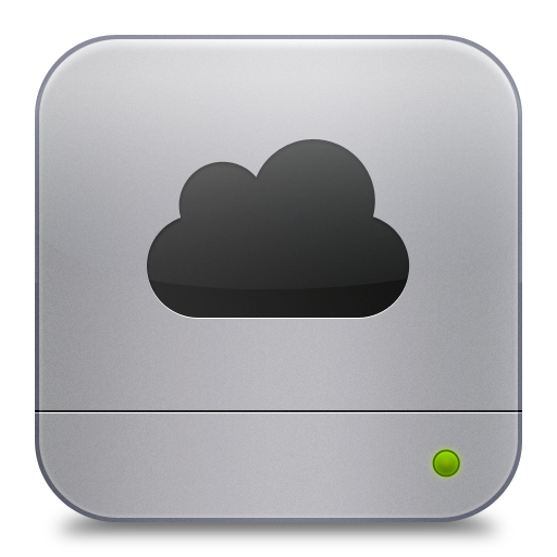 Cloud Icon Unibody Hd Flurry Style Iconset Komfort Zone