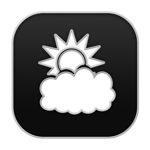 Weather Icon Blogger Iconset Rafiqul Hassan