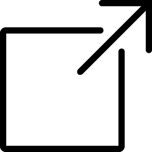 Programming External Link Icon Ios Iconset