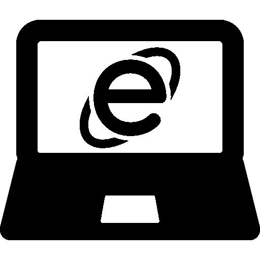 Internet Explorer, Web, Explorer, Internet, Web Browser, Browser Icon