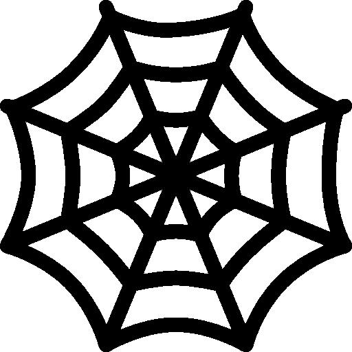 Spider Web Icon Free Download Clip Art