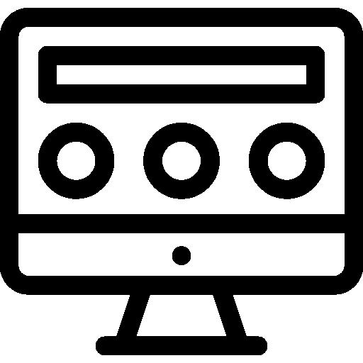 Web Design Icon Startup And New Business Line Freepik