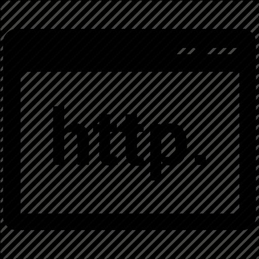 Http Ui, Web Design, Webdesign Icon