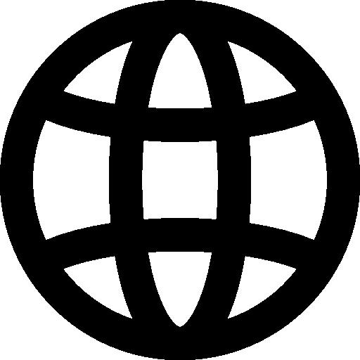 Web Earth Globe Icon