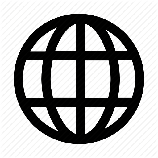 Browser, Earth, Global, Globe, Internet, Web Icon