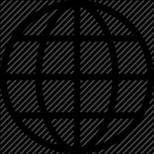 Earth, Global, Globe, Internet, Universal, World Icon