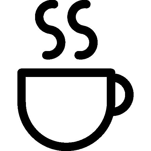 Coffee Cup With Steam Icon Web Application Ui Set Freepik