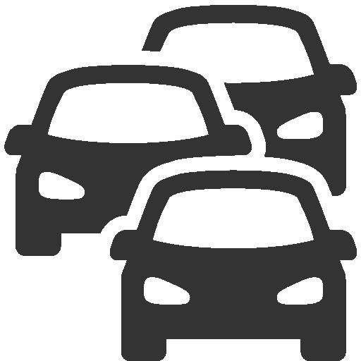 Icon Drawing Traffic Symbol