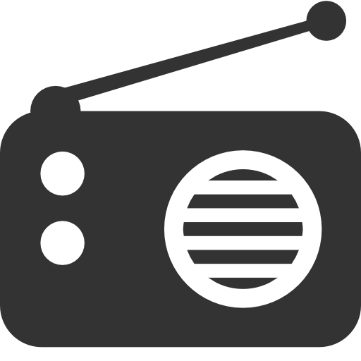 Collection Of Radio Icons Free Download