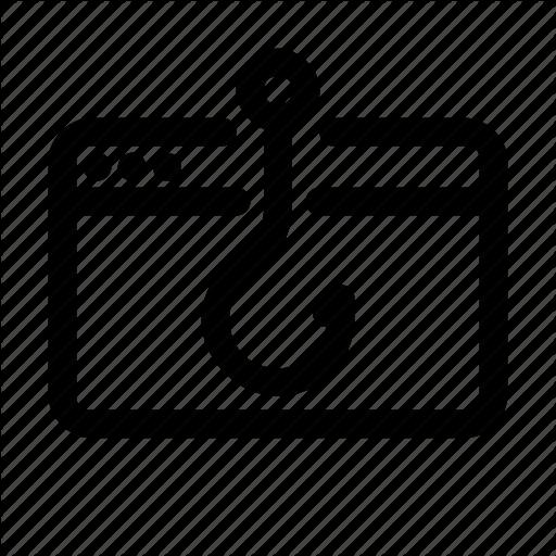 Browser, Hook, Web, Webhook Icon