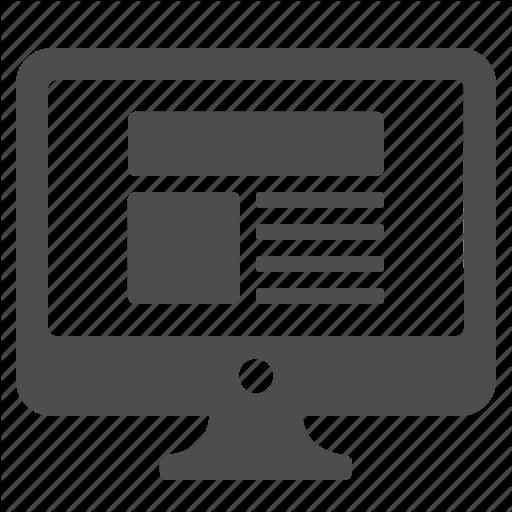 Website Article Icon Training Curriculum Icons Web Design