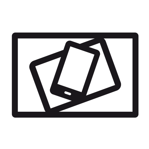 Can Be Used As A Responsive Design Icon Or Featured Image
