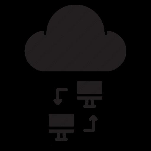 Download Web Hosting Icon Inventicons