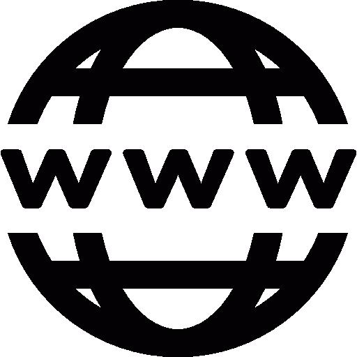 Website Icon Black
