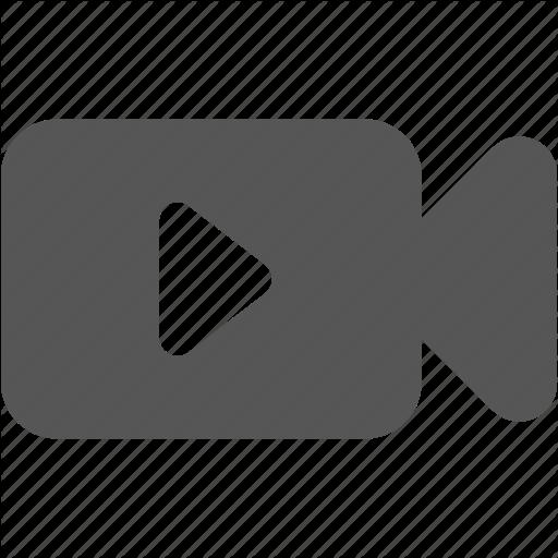 Camera, Film, Movie, Videos Icon