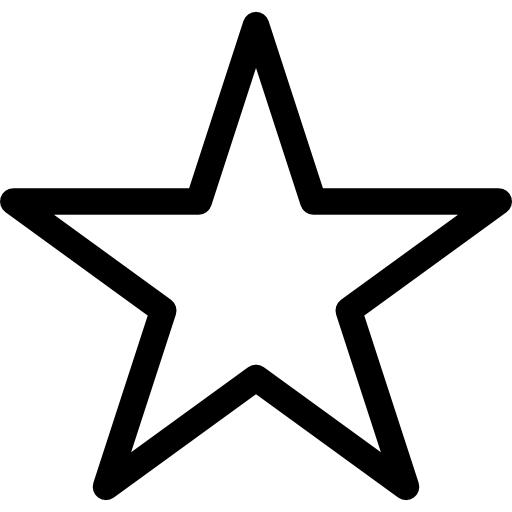 Web Mark As Favorite Star Icon Web Application Ui Set Freepik