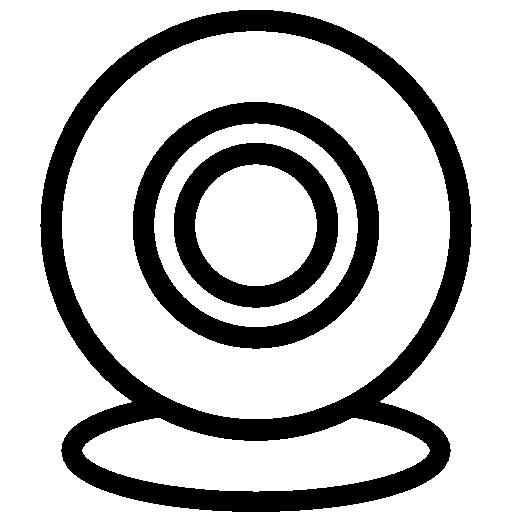 Computer Hardware Web Camera Icon Ios Iconset