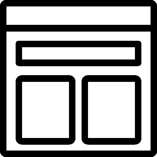 Template Icon Png Template And Paper World