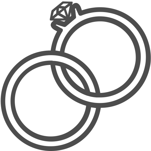 Wedding Ring Icon Png