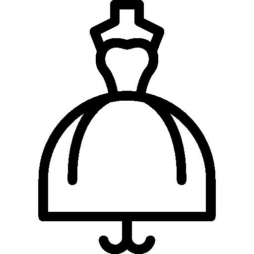 Wedding Dress Icons Free Download