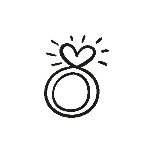 Wedding Ring Icon Free Icons Download