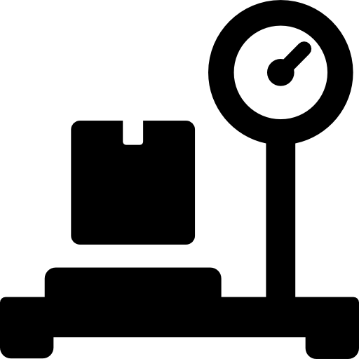 Logistics Weight Scale